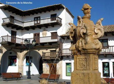 Comarcas de España. MANCHA-JUCAR