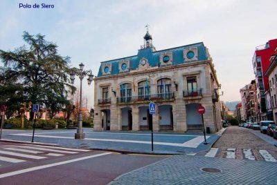 Comarcas de España. OVIEDO 3