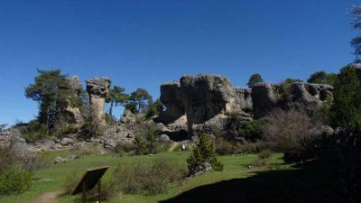 Cuenca. CALLEJONES DE LAS MAJADAS