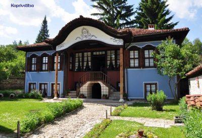 Pueblos bonitos del mundo. BULGARIA 1