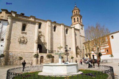 Comarcas de España. BAZA 1