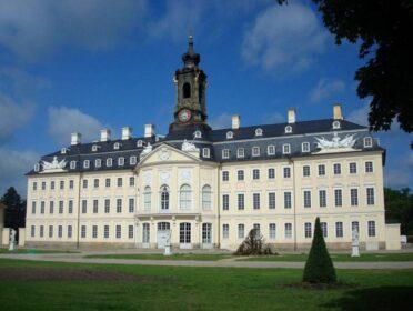 Alemania. PALACIO DE HUBERTUSBURG