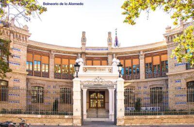 BALNEARIOS DE ESPAÑA. 3