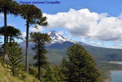 CHILE. Paisajes