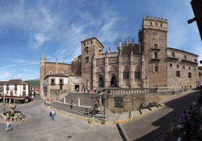 Los pueblos más bonitos de España. GUADALUPE