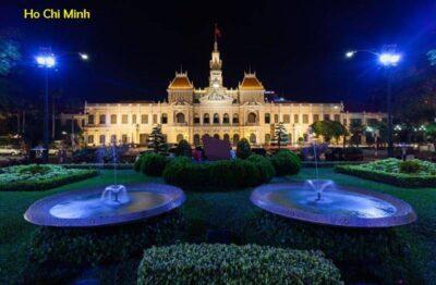 Países del mundo. VIETNAM 1