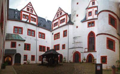 Alemania. CASTILLO DE ROCHSBURG