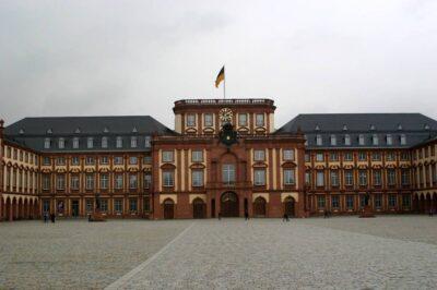 Alemania. PALACIO DE MANNHEIM