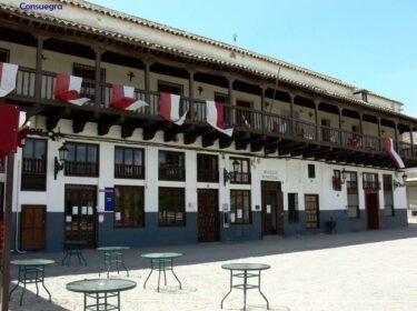 Comarcas de España. CAMPO DE SAN JUAN 1