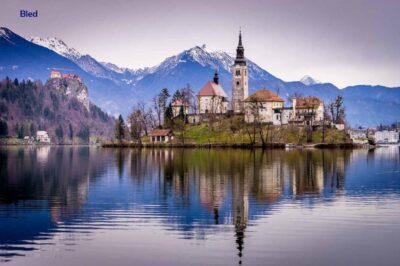 Pueblos bonitos del mundo. ESLOVENIA 1