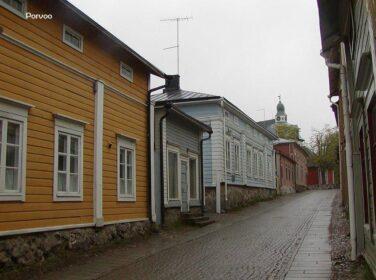 Pueblos bonitos del mundo. FINLANDIA 1
