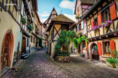 Pueblos bonitos del mundo. FRANCIA 2