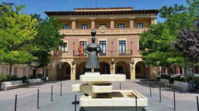 Comarcas de España. BAJO CINCA 2