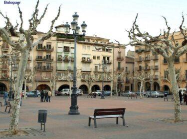Comarcas de España. NOGUERA 1