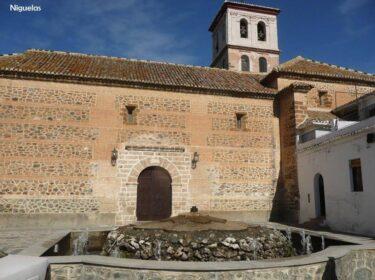 Comarcas de España. VALLE DE LECRIN 2
